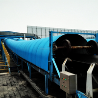 Best Price Rubber Belt Conveyor