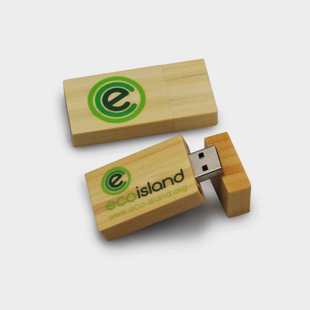 Customized logo promotion gift wooden usb flash drive 8gb bamboo wood key memory driver stick pens with keychain