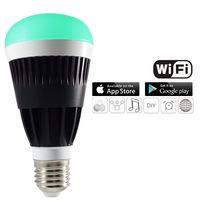 2016 hot selling products WiFi Bluetooth error free canbus bulb led