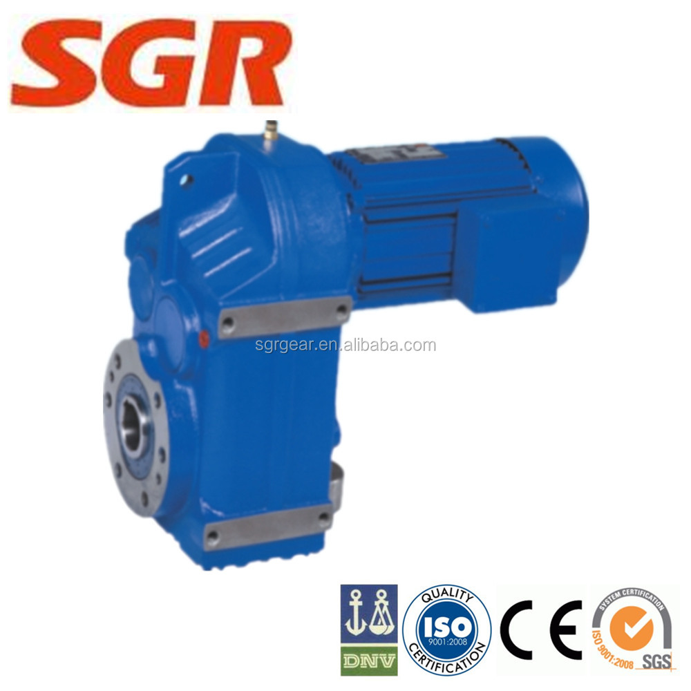 parallel shaft mounted helical gear motors replace SEW gearbox
