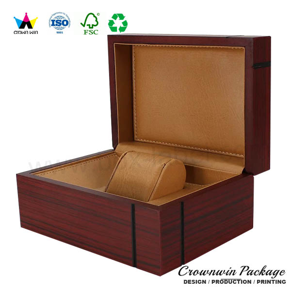high quality wooden packaging gift <strong>box</strong> in stock