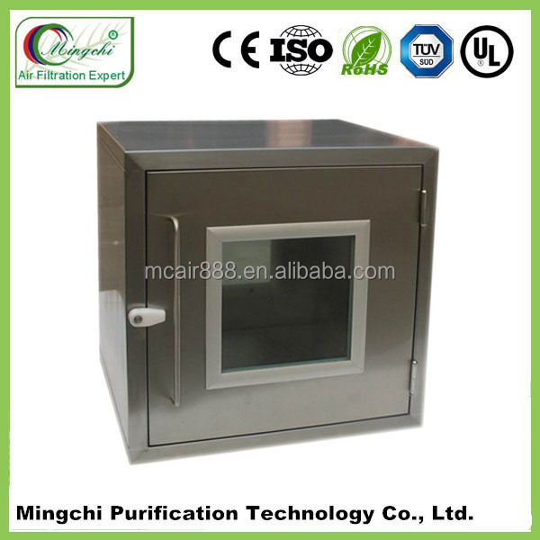 2015 hot sale transfer window/pharmaceutical pass box/ all kinds of pass box