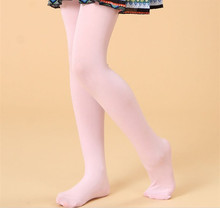 BT00002 Wholesale Cheap Convertible Ballet Dances Girls Kids Pink Ballet Tights