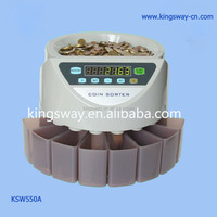 Easy-operated Coin Counter KSW550A.
