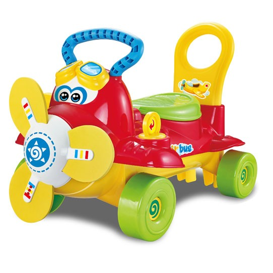 2 in 1 ride & push playing car for kids walker baby tool