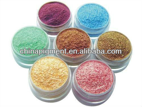 Super Flash Bronze Pearl Pigment, LB530A Mica-Iron Metal Series