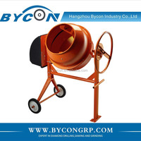 200L capacity mini concrete mixer with electric motor kinzo cement mixer spares BC-200
