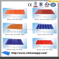 Wolesale 100% good cheap metal roofing sheet High quality pvc sandwich panel eps concrete sandwich wall panel corrugated sheet