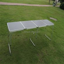 Beer Pong Game Table Camping Table