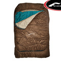 Emergency Outdoor Two person Double sleeping bag