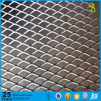 Guangzhou trade assurance expanded metal mesh with low price
