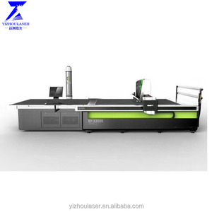 Industrial automatic cnc roll multilayer fabric cutting machine price