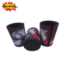 5MM neoprene sublimation printing can use beer can cooler stubby holder