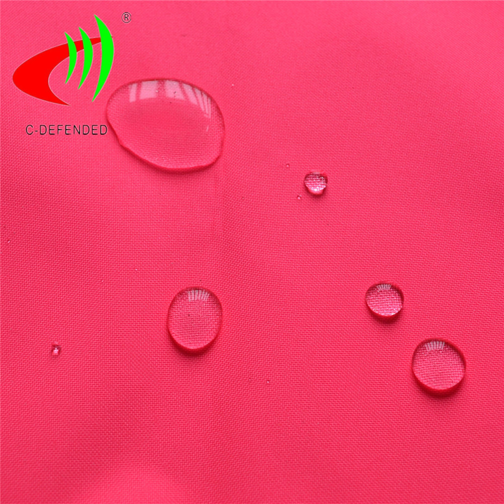 reflective fabric pvc coated polyester oxford fabric