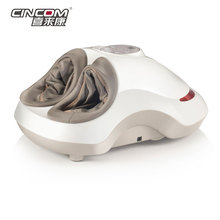 2017 CINCOM Kneading Shiatsu Massager Electric Foot Massager Machine With LCD Screen