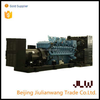 3000KW Diesel Generator sets with diesel engine 20V4000G63L