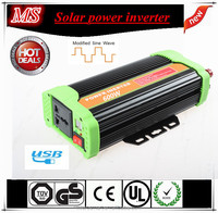good quality with good price 12v 24v 600w dc to ac solar power inverters