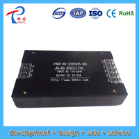 PAB-B3 Series factory direct 110v ac 48v dc converter