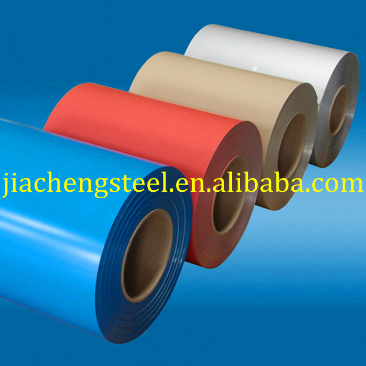 Aluminum Prepainted Steel Coil /PPGL Galvalume steel roofing sheet in coils
