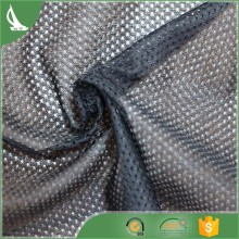 low knit sport stretch mesh fabrics for sport