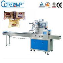 Automatic Sliced Toast Bread Packing Machines