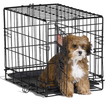 "wholesale price 48"" Folding Pet Crate Kennel Wire Cage Cats or Rabbits"