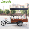 Street mobile food coffe bike