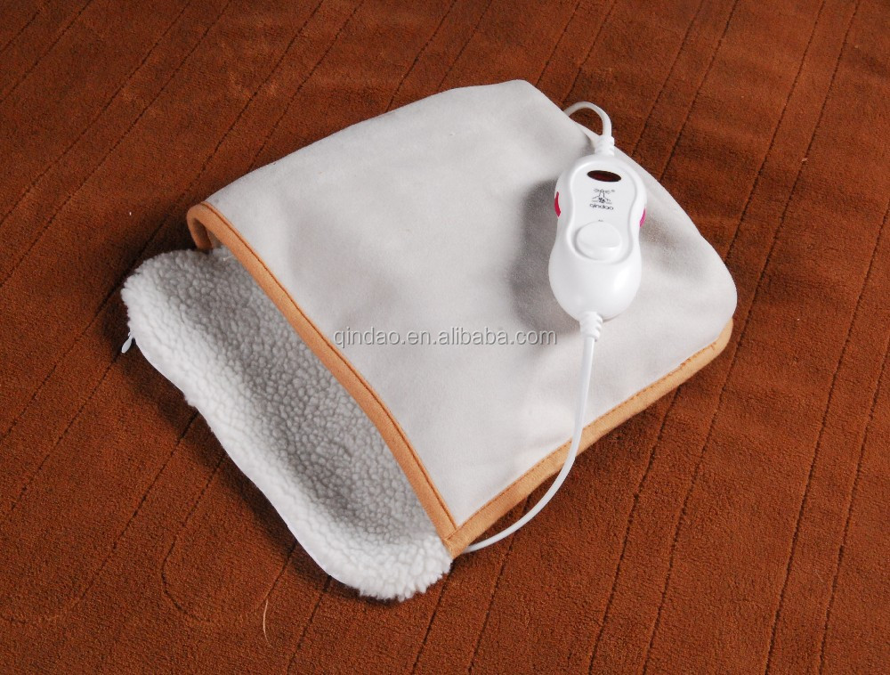 healthcare electric foot warmer with timer