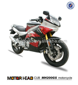 street bike MH200GS motorcycles