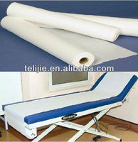 High quality of disposable couch cover roll medical paper roll examination bedsheet roll