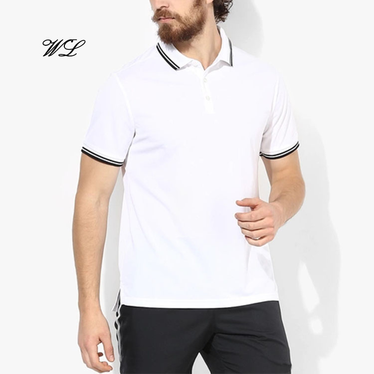 Men Fancy Blank Design Classic Cheap Bulk Polo Sport T-shirt