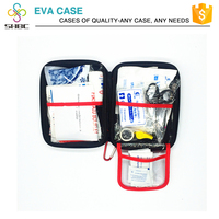Portable shockproof wholesale first aid kit bags, first aid kit box