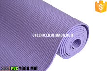 Exercise multi color yoga mat gym used