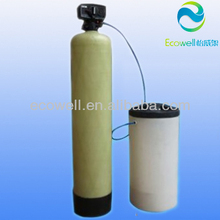 FRP resin water softener system for water treatment / aumatic water softener machine
