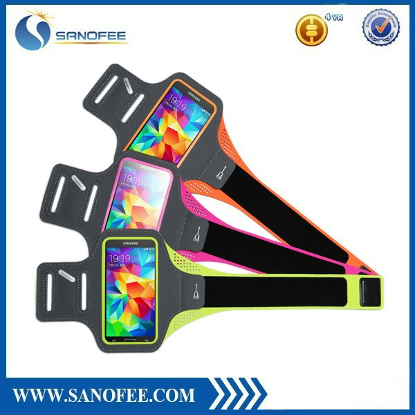 New sport armband case for iphone 6, phone armband case for jogging wholesale