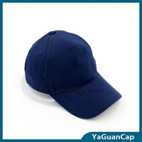 Cheap New Blank Baseball Hat,Blue 5 Panel cap