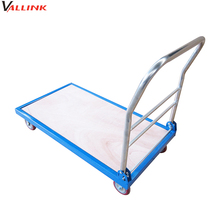 Workplace Plywood Board Foldable Platform Hand Truck