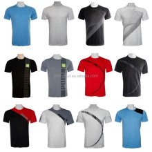 100% organic cotton reversible short sleeve men popular soccer fans t shirts