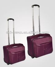 2012 ladies Laptop Travel Trolley cabin bag/luggage bag