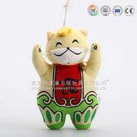 Top selling plush stuffed character plush toy for adults