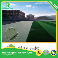 Low price Good quality! Football fields XPE SHOCK PAD/UNDERLAY for Artificial Grass