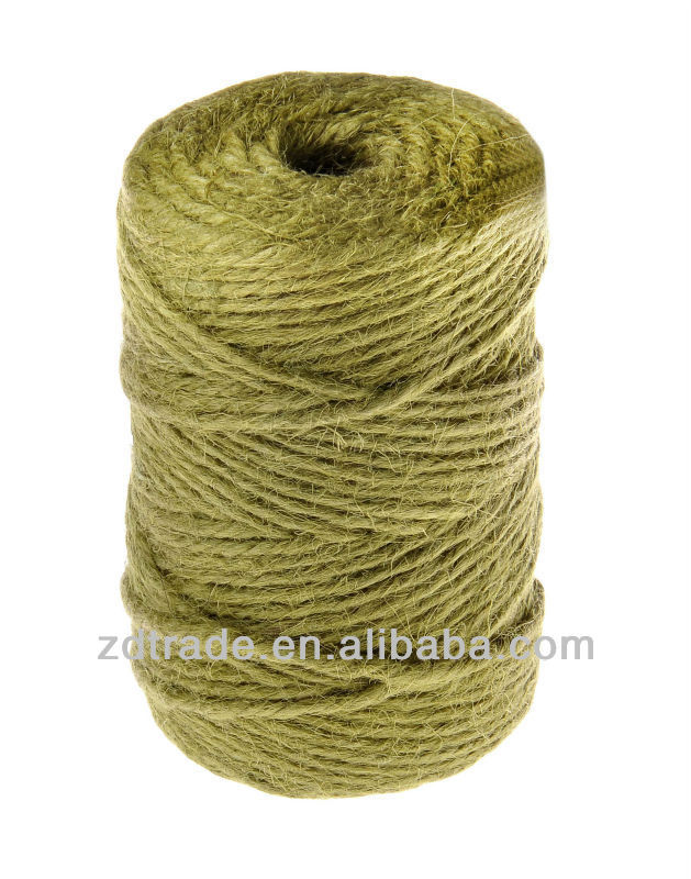 Green, Brown, Black Colored 100% Natural 67 YARDS JUTE TWINE,SPOOL Jewelry eseential for DIY Crafts