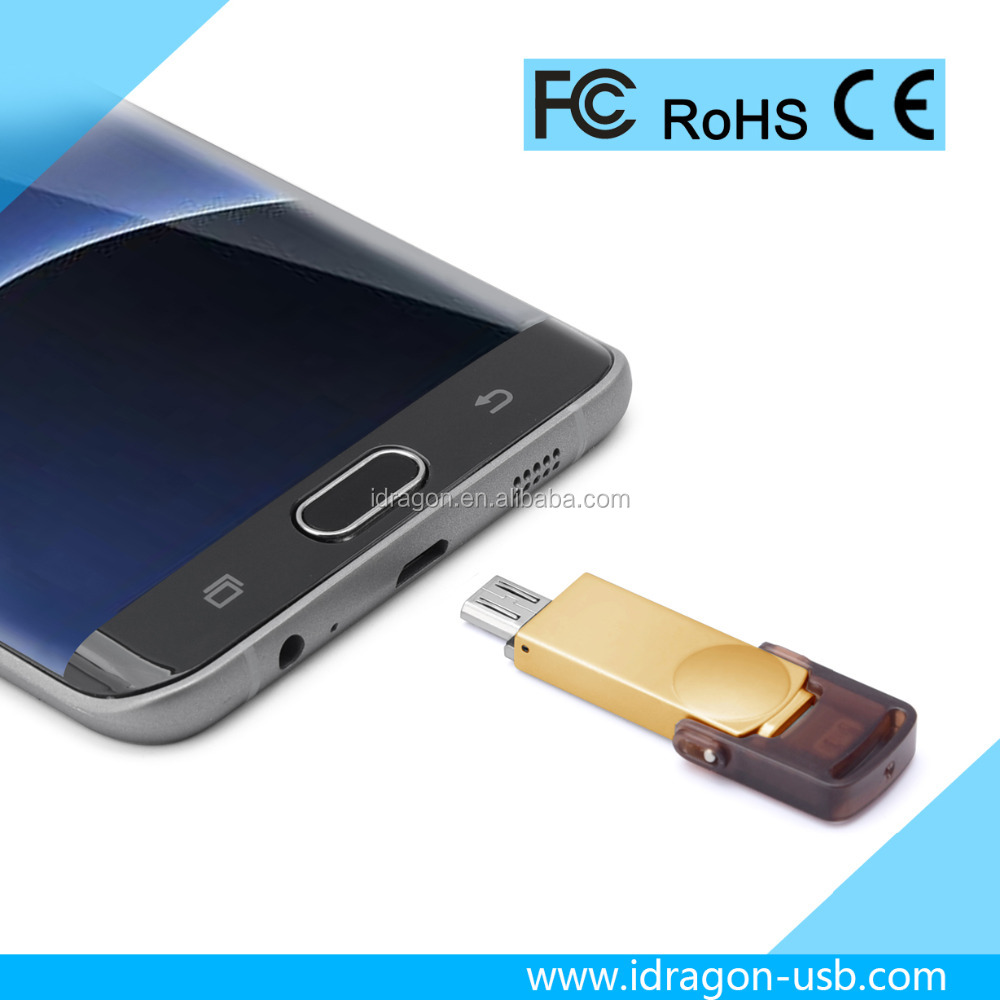USB U flash Disk 64gb 32gb for iphone support OTG Android phone