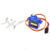 Plastic Material 9g micro servo motor for boat / car / plane / helicopter / robot