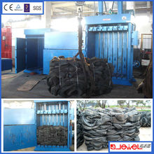 Recyclable Materials good quality baled scrap tyre