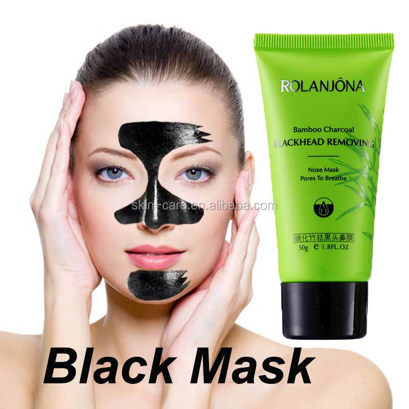 Deep Cleansing purifying Remove blackhead black peel off mask facial