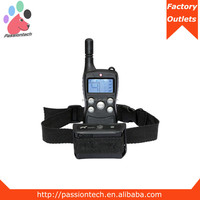 Dog training system with 5 meters waterproof function long distance control dog shock collar