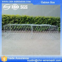 Bronjong Kawat Gabion 200X100X50 Welded Gabion Factory Price High Quality Gabion Baskets