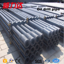 China supplier seamless steel black steel tube API 5PD oil drill pipe