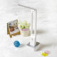 Dimmable LED Desk Lamp with outlet in base